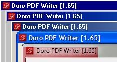 Doro PDF Writer 1